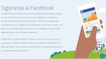 Ora de Net și Facebook, împreună pentru siguranța copiilor