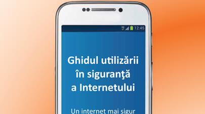 Organizația Salvați Copiii a lansat primul ghid școlar destinat utilizării sigure și eficiente a Internetului