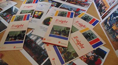 Salvați Copiii România împreună cu Fundația Orange lansează proiectul E-sight