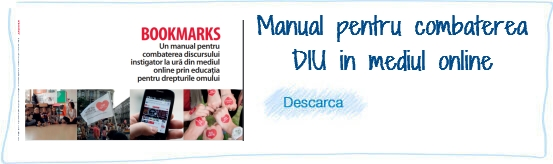Manual pentru combaterea DIU in mediul online – Bookmarks