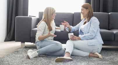 Comunicarea cu părinții. Cum să vorbesc cu ai mei?