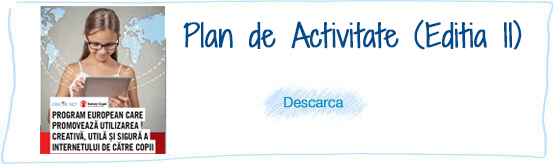 Activitate cu rol de consultare, Editia II