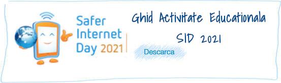 Ghid Activitate Educationala SID 2021